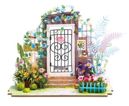 """Румбокс для создания миниатюры """"Садовая калитка"""", 12 x 22 x 17,5 см"""