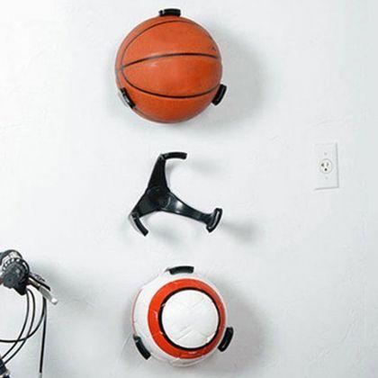 Держатель для мяча на стену, 21 х 16 х 21 см