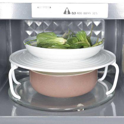 Многофункциональная кухонная подставка 3 в 1, 23,5 х 23,5 х 8,5 см