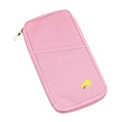 Органайзер для документов Aircraft, розовый, 24,5 x 13,5 см