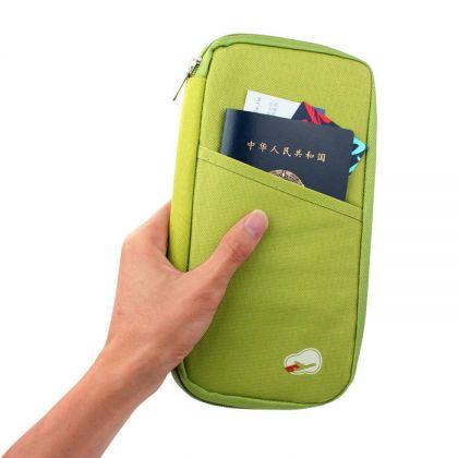 Органайзер для документов Aircraft, зеленый, 24,5 x 13,5 см