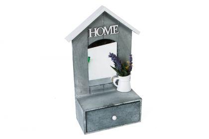 "Фоторамка с ящиком ""Home"", 21,5 х 10 x 32,5 см"
