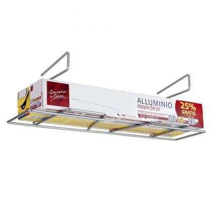 Подвесная полка для рулонов и коробок, 33 х 12 х 9 см