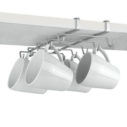 Подвесной держатель для 10 кружек, 30 х 26 х 14 см