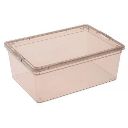 """Ящик для хранения """"Comfort"""", 10 л, 37 х 26 х 14 см"""