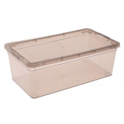 """Ящик для хранения """"Comfort"""", 5,5 л, 34 х 19 х 12 см"""