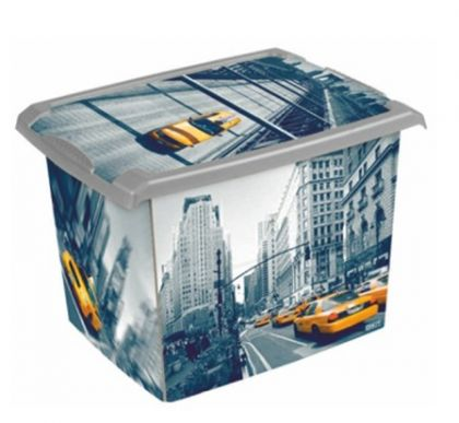 Контейнер для вещей Taxi N.Y. 20л