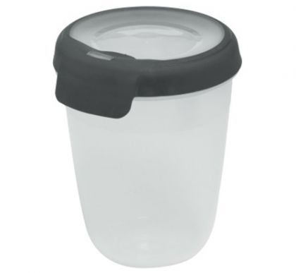 Контейнер для микроволновой печи круглый 0,55л