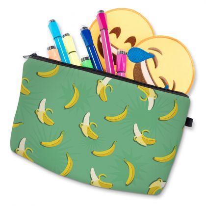 "Косметичка ""Bananas"", 20 х 4 х 14 см"