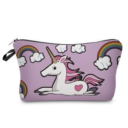 """Косметичка """"Baby Unicorn"""", 20 х 4 х 14 см"""