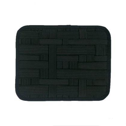 """Органайзер для проводов """"Grid it"""", черный, 24 х 19 см"""