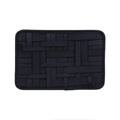 """Органайзер для проводов """"Grid it"""", черный, 31 х 21,5 см"""