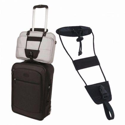 Держатель для сумки, черный, 26 х 58 см
