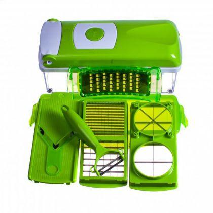 Овощерезка, зеленая