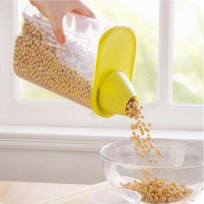Контейнер для сыпучих продуктов на 1,9 литра,  17 х 10 х 20 см