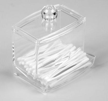 Органайзер для хранения ватных палочек, 9 х 10 х 7,5 см