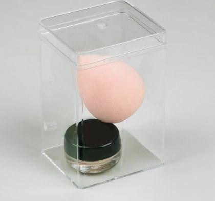 Органайзер для косметических принадлежностей, 9,6 х 6,5 х 5,5 см