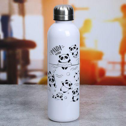 "Бутылка для воды ""Пандомания"", 600 мл"