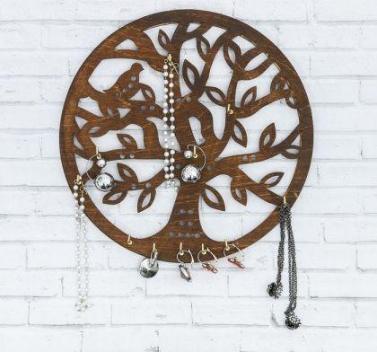 Органайзер настенный для украшений «Природа», 20 x 20 x 2,5 см