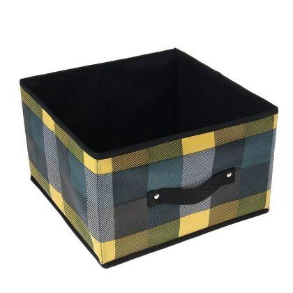 """Короб для хранения """"Клетка"""", 29 х 29 х 18 см"""