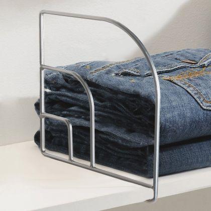 Разделитель для одежды на полку, 26 х 25 см