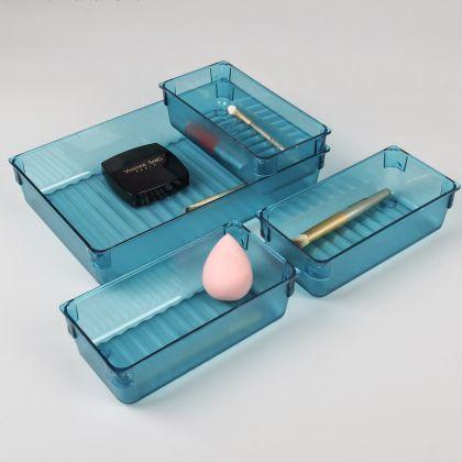 Комплект контейнеров для косметики 4 шт.
