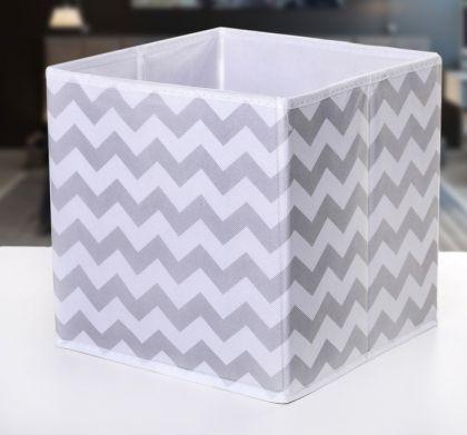 """Короб для хранения """"Узор"""", 25 х 25 х 25 см"""