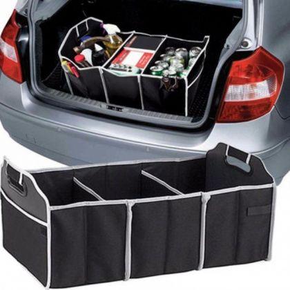 Автоорганайзер в багажник, 56 х 39 х 26,5 см
