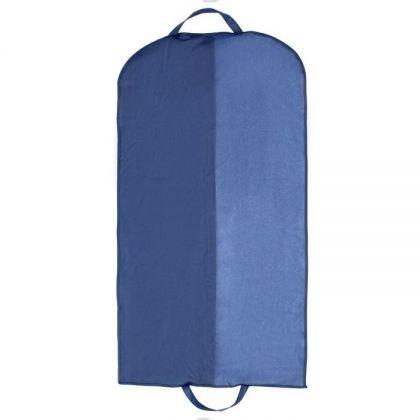 Чехол для одежды, синий, 120 х 60 см