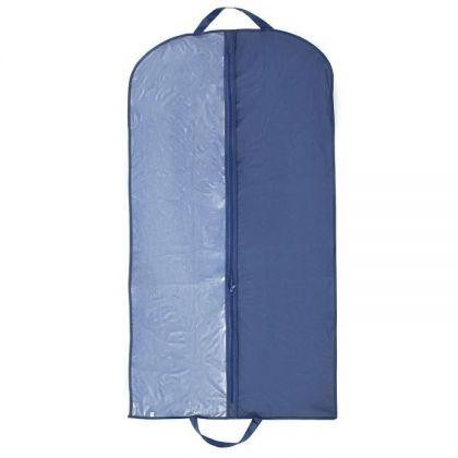 Чехол для одежды, синий, 140 х 60 см