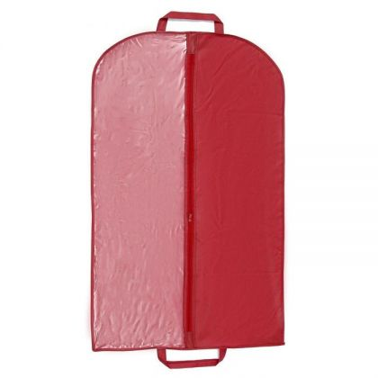 Чехол для одежды, бордо, 120 х 60 см
