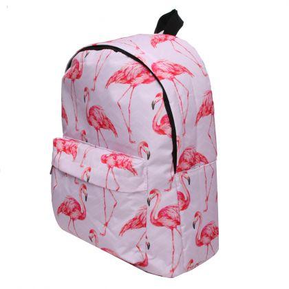 """Рюкзак """"Pink Flamingo"""", 29 х 14 х 42 см"""