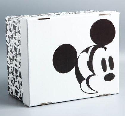 """Коробка для хранения """"Микки"""", 24,5 х 30,5 х 16,5 см"""