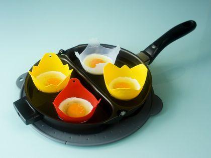 "Яйцеварка ""Пашот"", 1 шт. , 10 х 7 х 10 см"