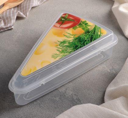 Контейнер для сыра, 22 х 12 х 5 см