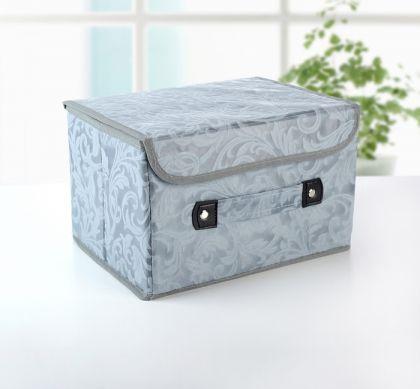 "Коробка для хранения с крышкой ""Легкость"", 27 х 20 х 16 см"
