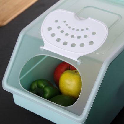 Ящик для овощей, 11,2 л, 32,3 х 22 х 21,7 см