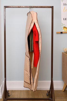 Чехол-портплед для одежды до 7 вешалок, 120 x 60 x 10 см