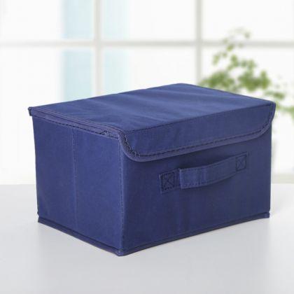 Коробка для хранения «Ocean», синий, 26 x 20 x 15 см