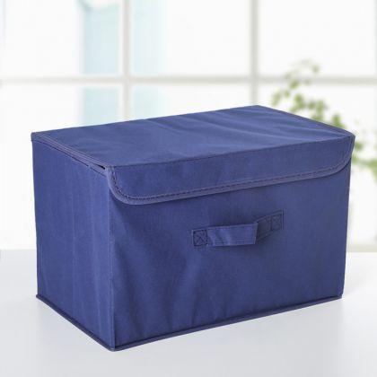 Коробка для хранения «Ocean», синий, 37 x 24 x 24 см