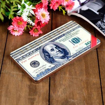 Купюрница «Dollar», 18 x 10 x 1 см