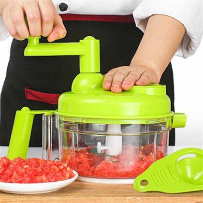 Универсальная механическая овощерезка «Multi-functional Food Cooking Machine»