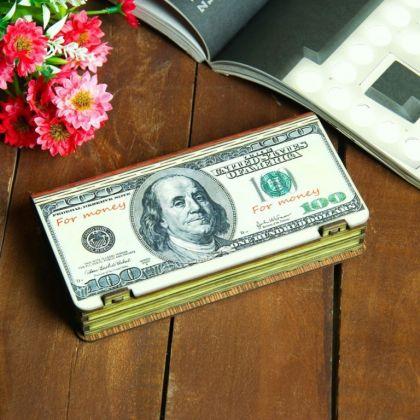 """Шкатулка для денег и украшений """"Money"""", 18 х 10 х 3 см"""