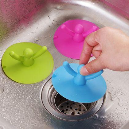 Пробка для ванной и раковины, 9,6 х 4,5 см