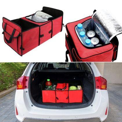 Сумка-холодильник в багажник автомобиля, 60 х 28 х 31 см