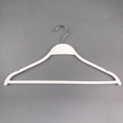 Вешалка-плечики, белый, 42 x 1,2 x 22 см