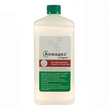 Дезинфицирующее средство «Алмадез-стерил» Концентрат, 1 л