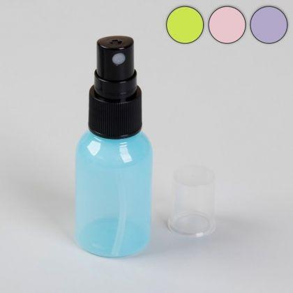 Бутылочка для хранения, с распылителем, 30 мл, 3 x 3 x 9 см