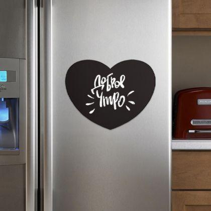 Грифельная магнитная доска «Heart», 40 x 27 см