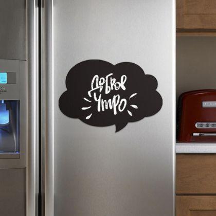 Грифельная магнитная доска «Cloud», 40 x 27 см